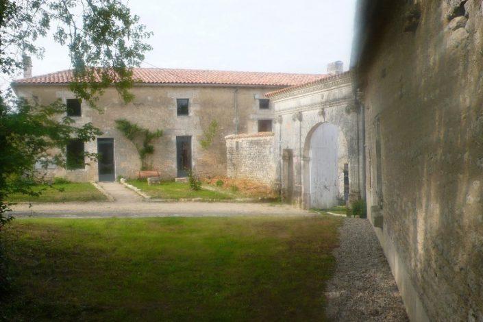 Landgut Domaine de Chantemerle