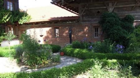 Urlaub auf dem Bauernhof, Bio, Bayern, Hausberg