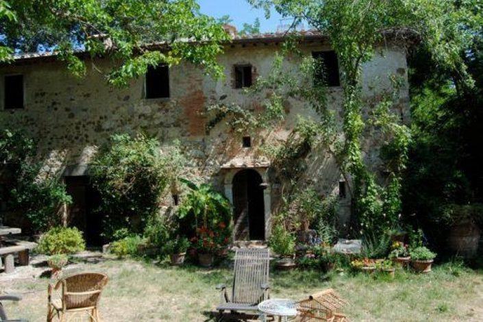 Öko-Paradies Mulino: Malerische, alte Mühle