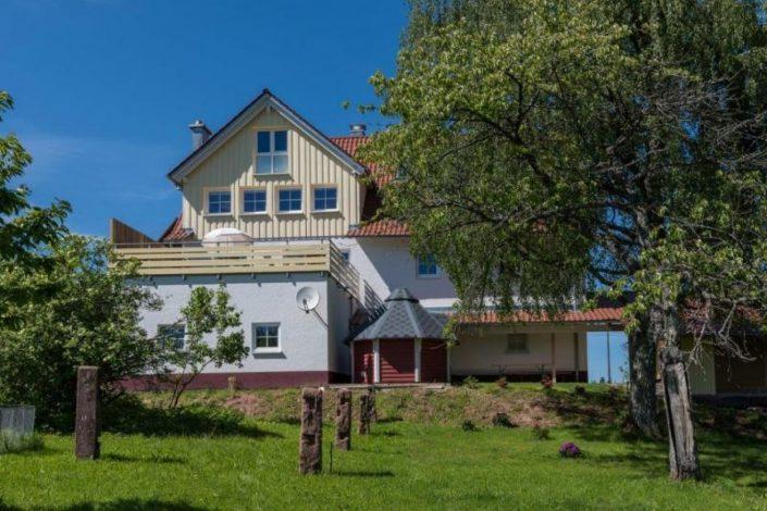 Traum-Ferienhaus Landhaus Seewald