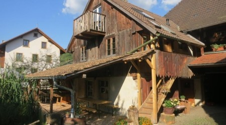 Urlaub auf dem Bauernhof, Ferienhof Rössle