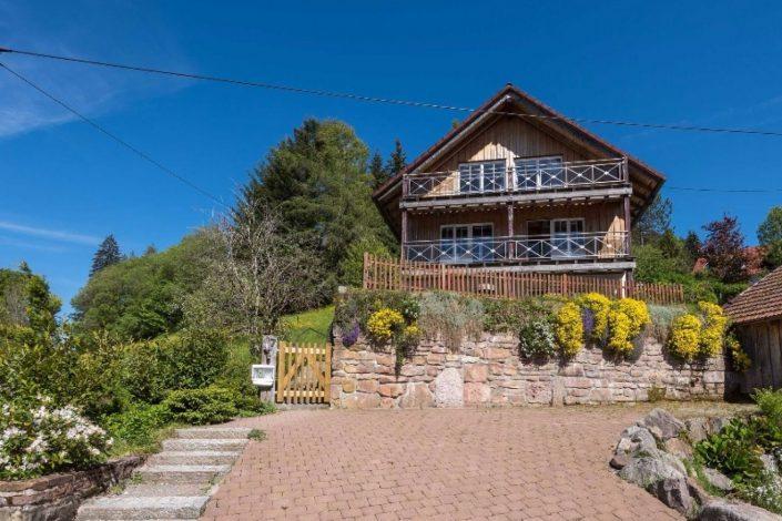 Traum-Ferienhaus Enzklösterle im Schwarzwald