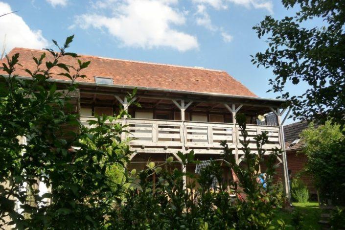 Lunagarten Ferienwohnungen & Seminare