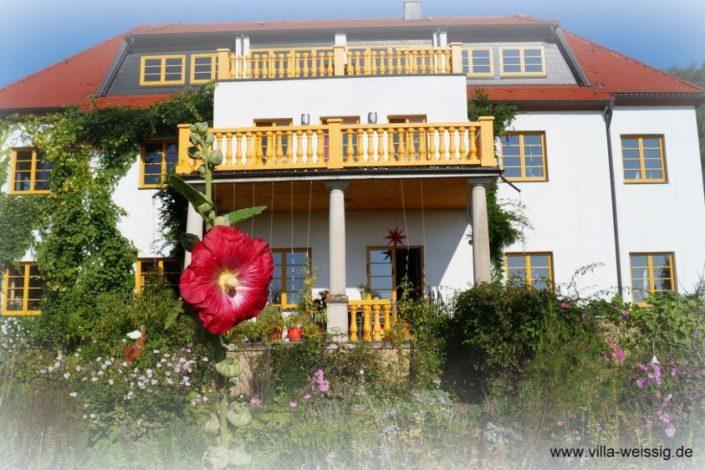 Villa Weissig - Bio-zertifizierte Ökopension