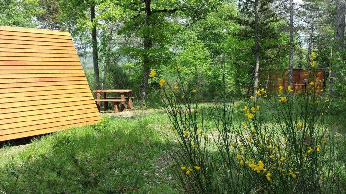 Camping am Bauernhof Madonna di Pogi